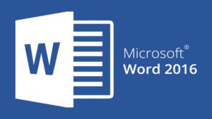 Download Microsoft word 2016 Free {Latest} Windows 10,8,7 (64-32 Bit)