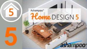 Ashampoo Home Design 5 Free Download Latest Version for Windows