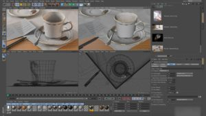 Maxon Cinema 4D Studio R20.028 Free Download Latest Version
