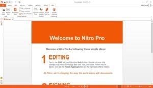 Nitro Pro 13.2.2.25 (64-bit) Download for Windows 10, 8, 7