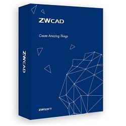 ZWSOFT ZWCAD 2020 Free Download for Windows