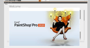 Corel PaintShop Pro 2020 Free Download
