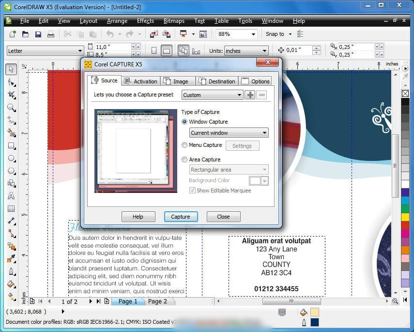 CorelDRAW Graphics Suite 2017 64/32 Bit Portable Download