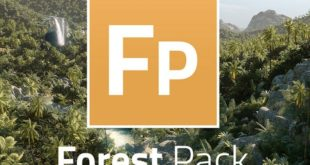 Itoo Forest Pack Pro 6.3.0 for 3ds Max 2020-2021 Free Download