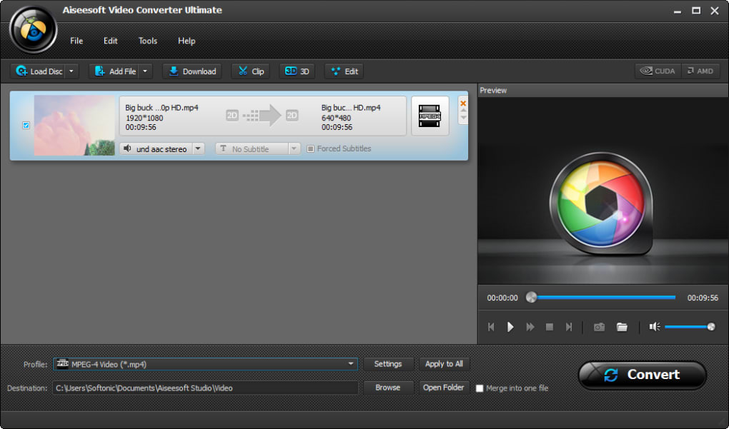 Aiseesoft Video Downloader 7.1.12 - free download for Windows