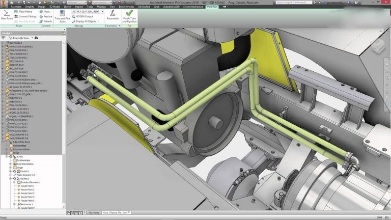 Free Download Autodesk Inventor Professional 2021 + LT 2021 Full Version