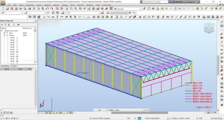 Free Download Autodesk Robot Structural Analysis Professional 2021 Full Version