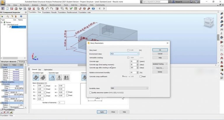 Robot Structural Analysis Professional 2021 Download