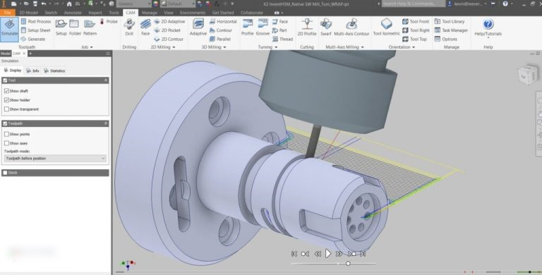 Free Software for Students & Educators | Inventor CAM Ultimate