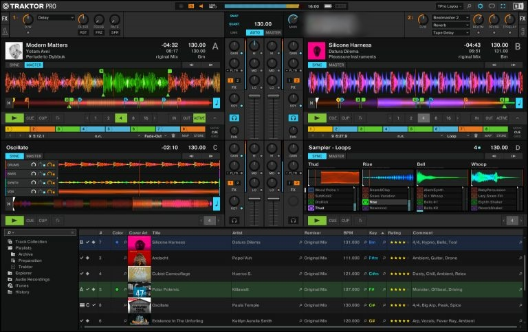 Download Traktor Pro 3.2.1 for Windows PC