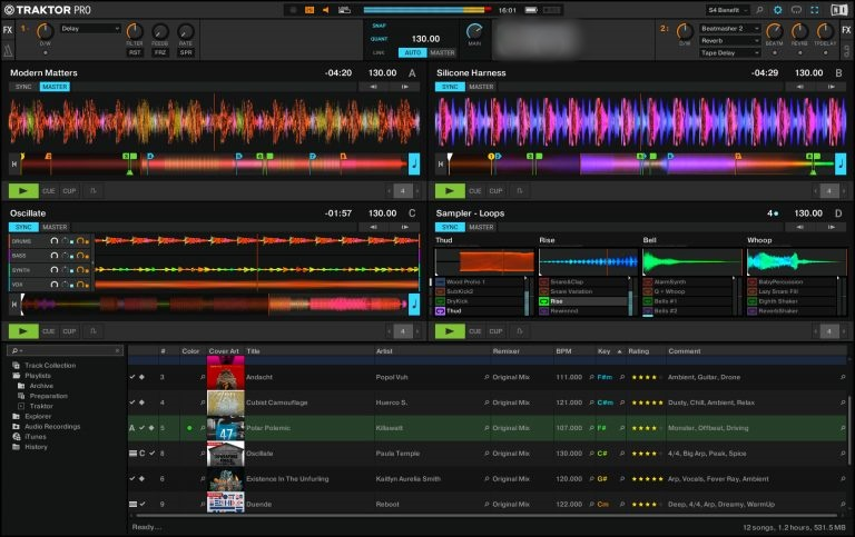 Traktor Pro 3.2.1 Download for Windows 10, 8, 7