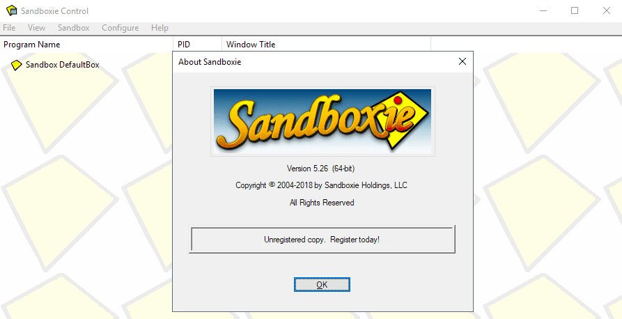 Download Sandboxie 5.31.4 for Windows